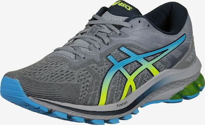 ASICS Běžecká obuv 'Gt-1000 10' - modrá / šedá / svítivě zelená, Produkt