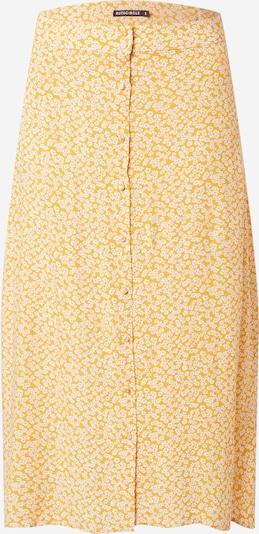 Rut & Circle Suknja 'ISABELLE' u bež / zlatno žuta, Pregled proizvoda