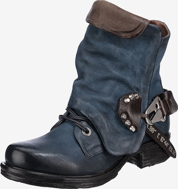A.S.98 Boots ' 259261-010' in Blau