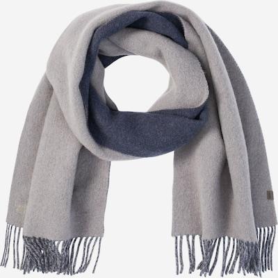 CAMEL ACTIVE Schal in hellgrau / dunkelgrau, Produktansicht