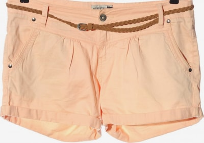 Sublevel Hot Pants in L in hellorange, Produktansicht