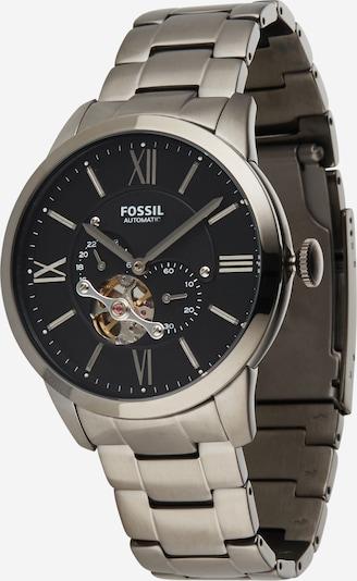 FOSSIL Analógové hodinky 'TOWNSMAN AUTO' - sivá / čierna, Produkt