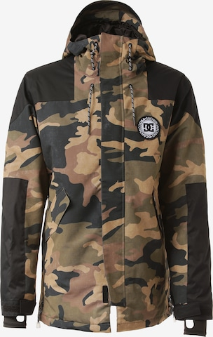 DC Shoes Outdoor jacket in Mixed colors