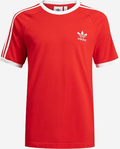 ADIDAS ORIGINALS T-shirt i röd / vit, Produktvy