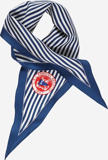 Lauren Ralph Lauren Tuch 'AMANDA' in navy / rot / weiß, Produktansicht