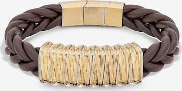 POLICE Bracelet in Brown