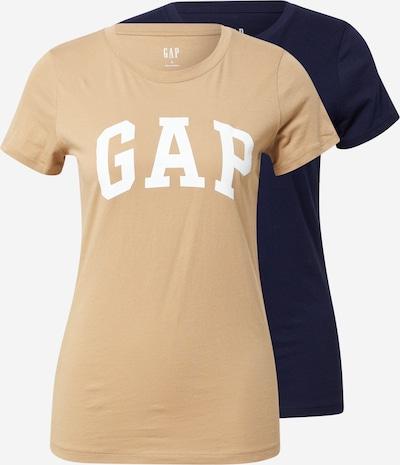 GAP Tričko - béžová / námořnická modř / bílá, Produkt