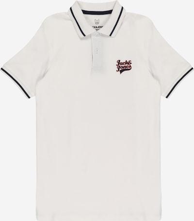 fekete / fehér Jack & Jones Junior Póló, Termék nézet