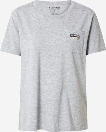 pilka BURTON Sportiniai marškinėliai