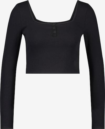 hunkemöller x NA-KD Shirt 'Zia' in de kleur Zwart, Productweergave