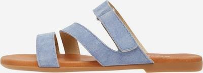 Bianco Sandale in blau, Produktansicht