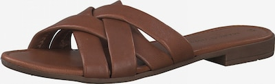MARCO TOZZI Pantolette in braun, Produktansicht