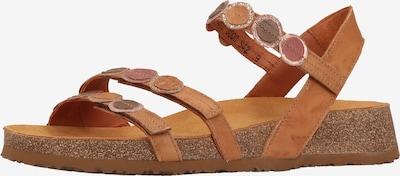 THINK! Sandalen in braun, Produktansicht