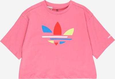 ADIDAS ORIGINALS Shirt in de kleur Blauw / Limoen / Pink / Rood, Productweergave