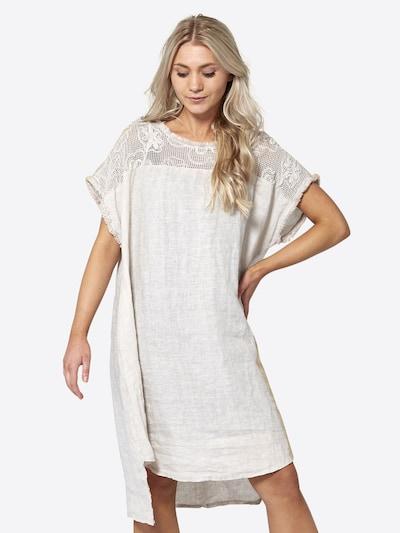 NÜ DENMARK Kleid 'Zenta' in creme, Modelansicht