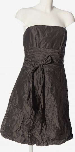 Marie Blanc schulterfreies Kleid in M in bronze, Produktansicht