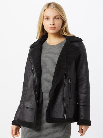 Žieminė striukė iš Dorothy Perkins , spalva - juoda, Modelio vaizdas