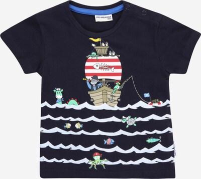 SALT AND PEPPER Shirt 'Ahoy' in de kleur Navy / Smoky blue / Jade groen / Rood / Wit, Productweergave
