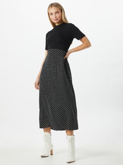Dorothy Perkins Šaty - čierna / biela, Model/-ka