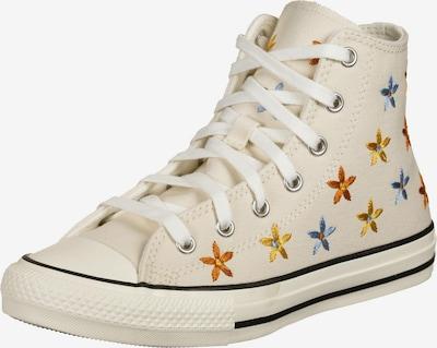 CONVERSE Sneaker in creme / blau / braun / gelb, Produktansicht