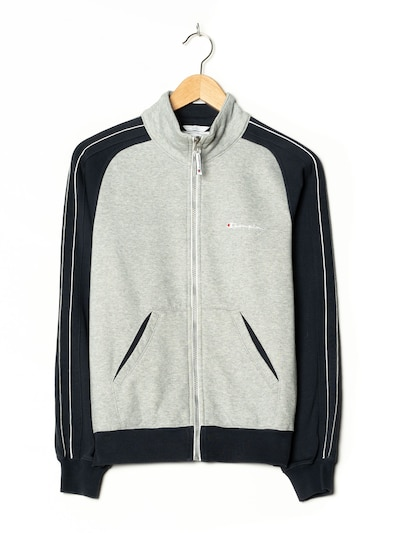 Champion Authentic Athletic Apparel Sportjacke in S in graumeliert, Produktansicht