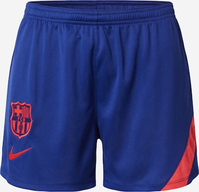 NIKE Sports trousers 'FC Barcelona Academy Pro' in Royal blue / Melon, Item view