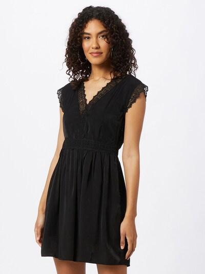 VILA Robe de cocktail en noir, Vue avec modèle
