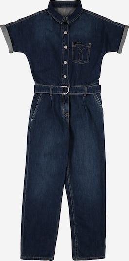 Calvin Klein Jeans Overall in blue denim, Produktansicht