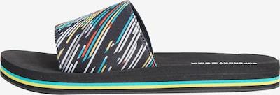 Superdry Badeschuh 'Swim Sport' in mischfarben / schwarz, Produktansicht