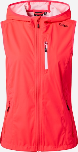 CMP Športen telovnik | oranžno rdeča barva, Prikaz izdelka