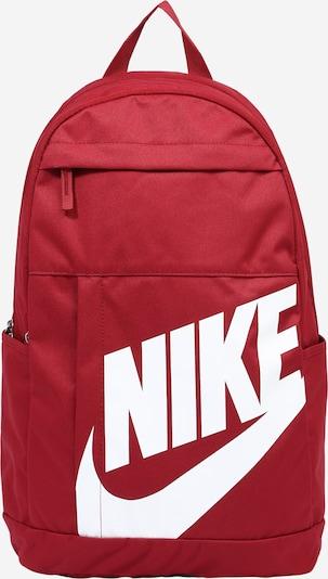 Nike Sportswear Rucksack 'Elemental' in Red / White, Item view