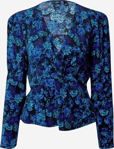 River Island Shirt in de kleur Blauw / Groen, Productweergave