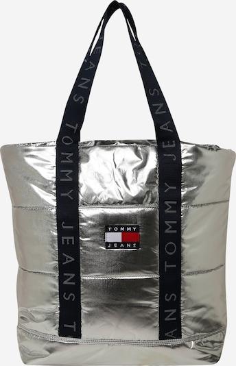 Tommy Jeans Kabelka - noční modrá / červená / stříbrná / bílá, Produkt
