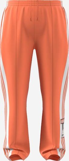 ADIDAS ORIGINALS Pantalon en orange, Vue avec produit