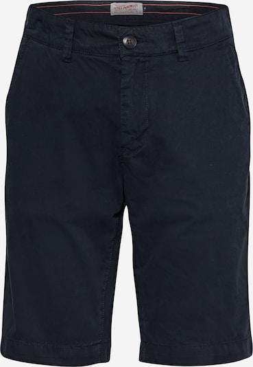 Pantaloni chino Petrol Industries di colore blu ultramarino, Visualizzazione prodotti