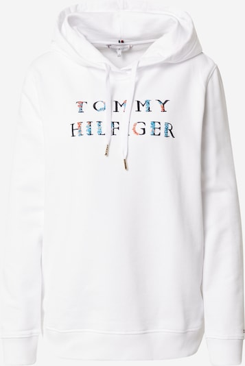 TOMMY HILFIGER Sweatshirt in Mixed colours / White, Item view