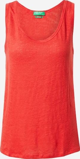UNITED COLORS OF BENETTON Top in rot, Produktansicht