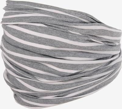 MAXIMO Szalik w kolorze szary / białym, Podgląd produktu
