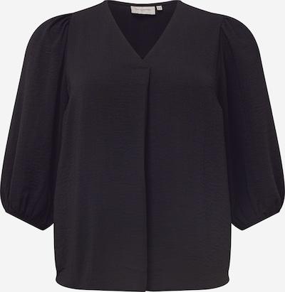 Tricou ONLY Carmakoma pe negru, Vizualizare produs