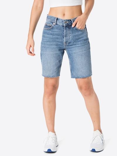 Gina Tricot Jeans in blue denim, Modelansicht