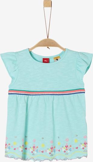 s.Oliver T-Shirt in hellblau / mischfarben, Produktansicht