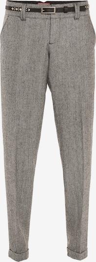 Soccx Tweed-Hose in grau, Produktansicht