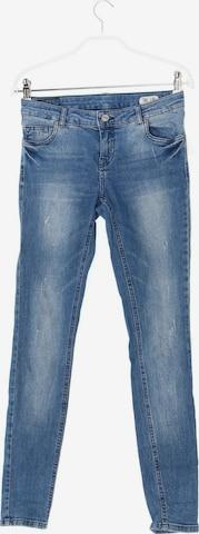 Review Skinny-Jeans in 27 x 32 in Blau