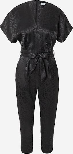 Closet London Jumpsuit in schwarz, Produktansicht