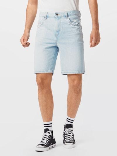 DIESEL Jeansy w kolorze niebieski denimm, Podgląd na modelu(-ce)