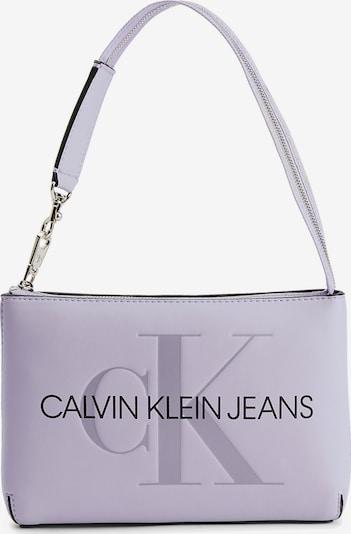 Calvin Klein Jeans Handtasche in lavendel / schwarz, Produktansicht