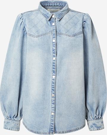 Bluză de la Sofie Schnoor pe albastru