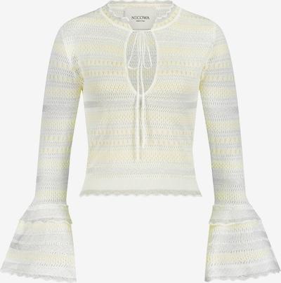 Nicowa Shirt in Light yellow / White, Item view