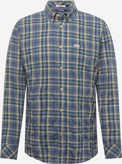 Pepe Jeans Hemd 'BILL' in royalblau / gelb / weiß, Produktansicht