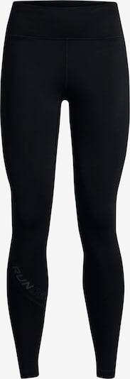 UNDER ARMOUR Sporthose 'Empowered' in grau / schwarz, Produktansicht
